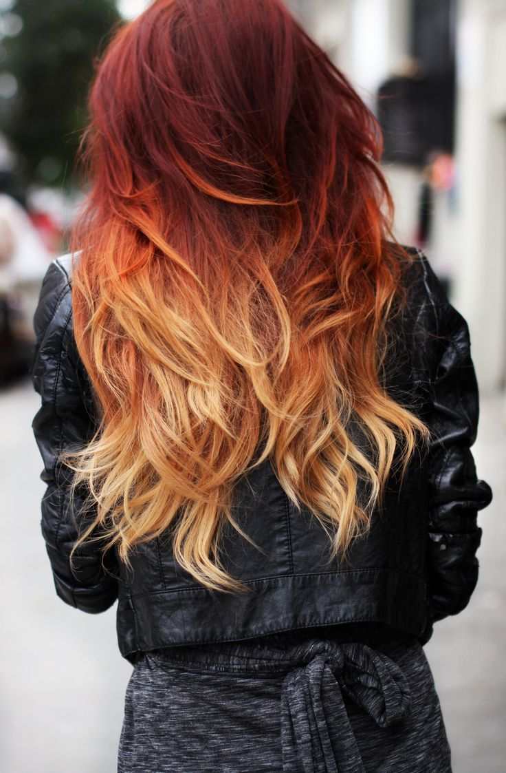 Two Toned Hair Hair Coloring Ideas Health Sources