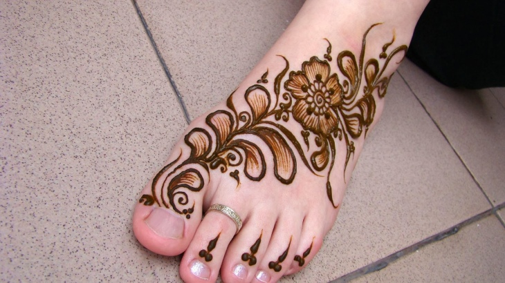 arabic-foot-mehndi-designs